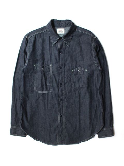 M.V.P. BIG YANK 1942 SHIRT -山ポケ-