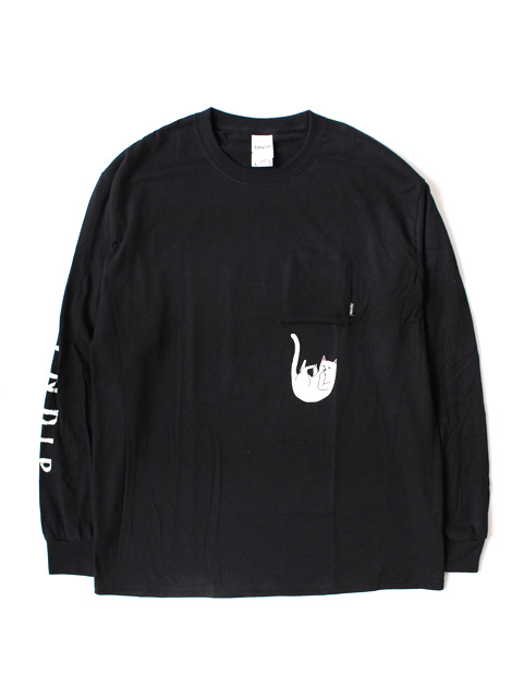 【40%OFF】RIPNDIP Falling for Nermal L/S