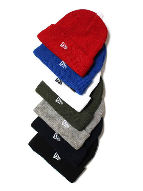 【40%OFF】NEW ERA SOFT CUFF KNIT -COTTON-