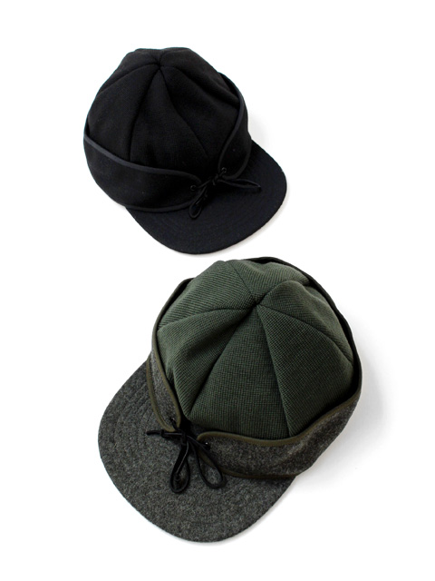 Hombre Nino ×COMESANDGOES FLAP CAP