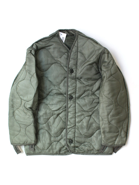 【Deadstock】 U.S Surplus New G.I. M-65 Foliage Liner