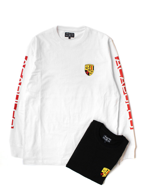 【40%OFF】ACAPULCO GOLD CARRERA LONG SLEEVE TEE