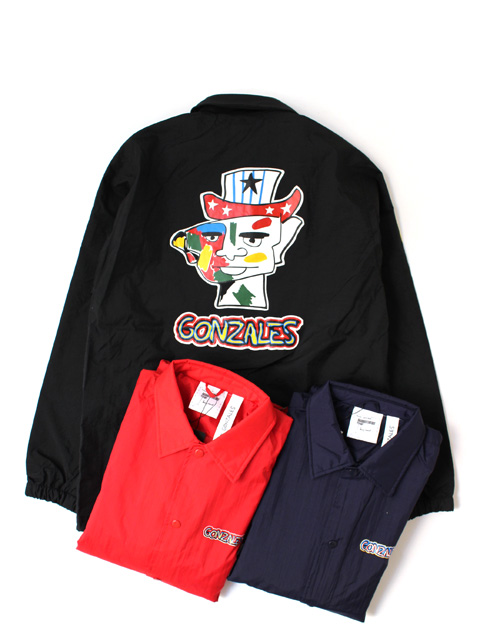 【70%OFF】Mark Gonzales COACHES JACKET