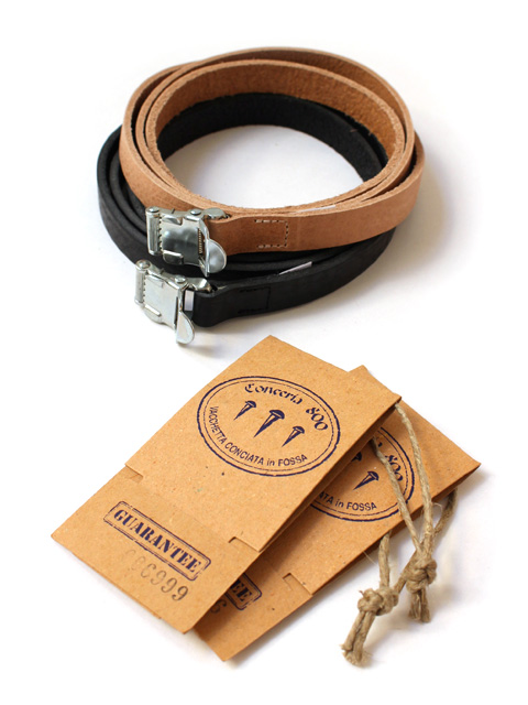 Hombre Nino LEATHER BELT