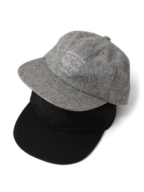 【50%OFF】SAYHELLO Love Wool B.B Cap