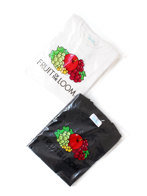 Hombre Nino ×FRUIT OF THE LOOM 2PACK TEE