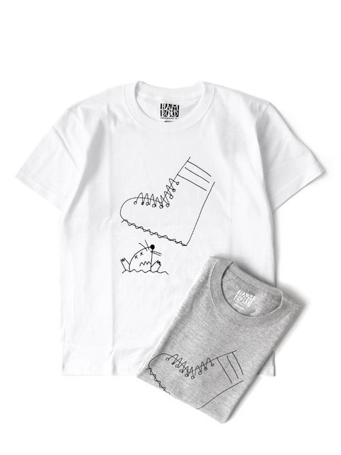 【40%OFF】BAMBOOSHOOTS TEE  -MOGURA- Designed by Ken Kagami