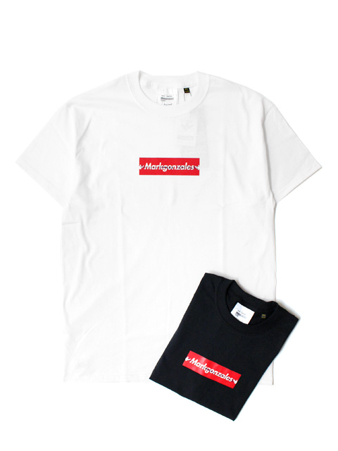 【70%OFF】Mark Gonzales BOX LOGO 2 Pt. S/S TEE