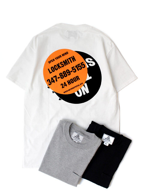 NOTHIN'SPECIAL LOCKSMITH POCKET TEE