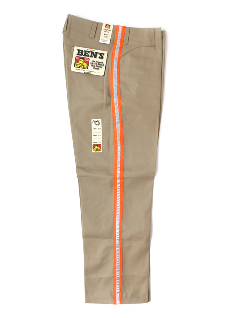H33M INC SAFETY BEN'S WORK PANTS