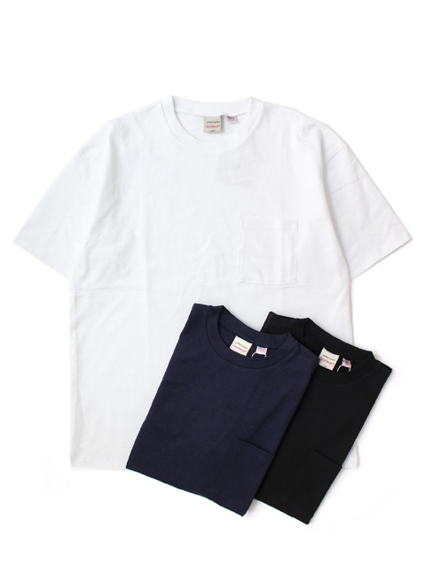 【30%OFF】Goodwear S/S Pocket Tee -BIG-(半袖)