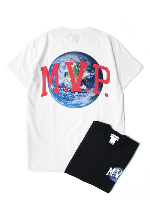 【40%OFF】M.V.P. x CLBUN M.V.P. EARTH S/S T