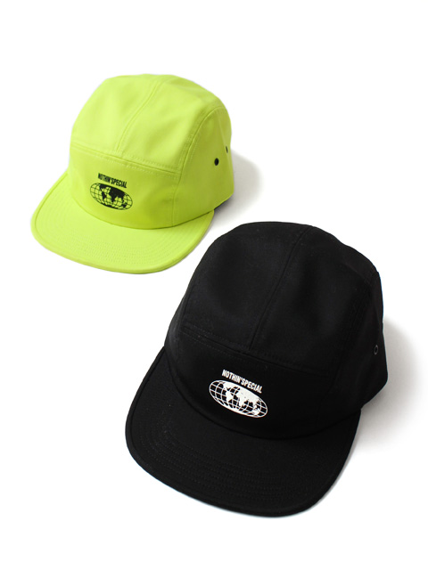 【40%OFF】NOTHIN'SPECIAL BIKE SPIKE 5-PANEL CAMP CAP
