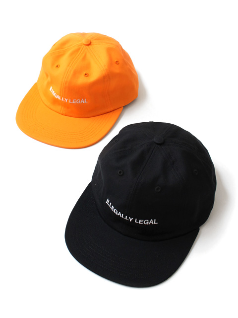 【40%OFF】NOTHIN'SPECIAL ILLEGALLY LEGAL 6-PANEL CAP