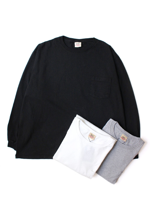 GOODWEAR L/S Pocket Tee -2XL BIG SIZE-