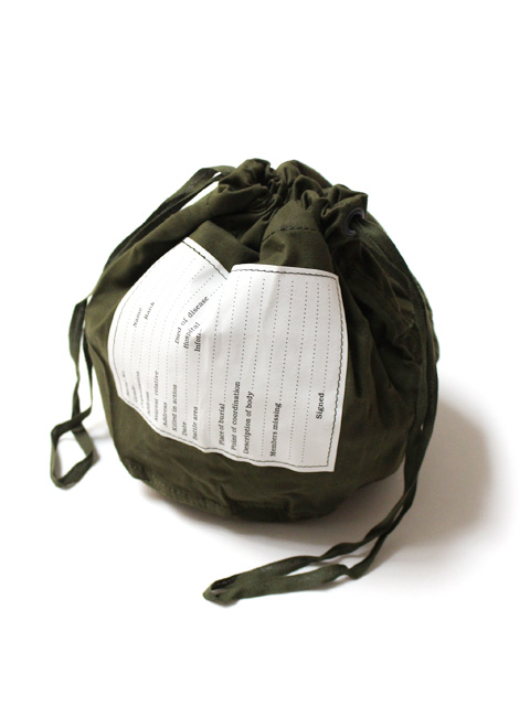 U.S. ARMY PERSONAL EFFECTS BAG -Small-