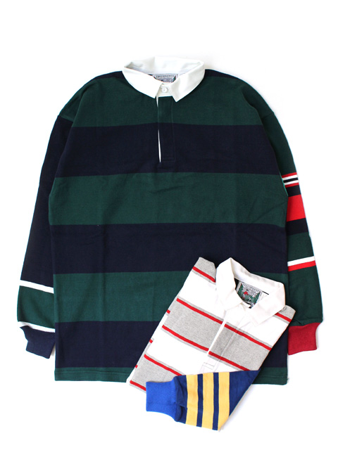 COLUMBIA KNIT 1000PJ PRACTIC RUGBY SHIRT -CRAZY-