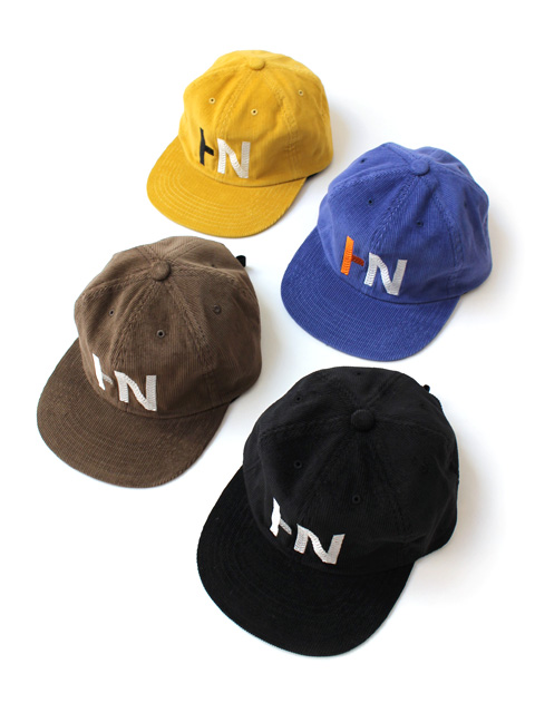 【40%OFF】Hombre Nino x COMESANDGOES CORDUROY 6 PANEL CAP