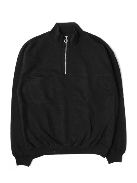 tone HALF ZIP SWEAT