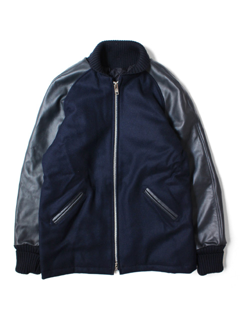 SKOOKUM 別注 PHARAOH COAT -NAVY-