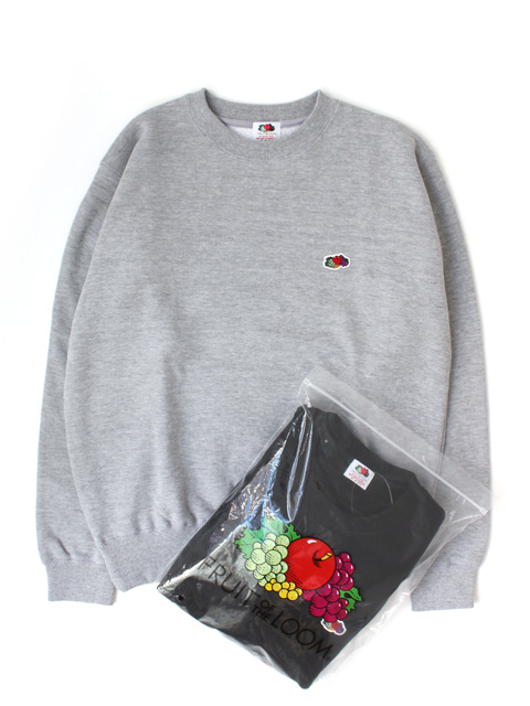 【40%OFF】FRUIT OF THE LOOM Crew Neck Sweat