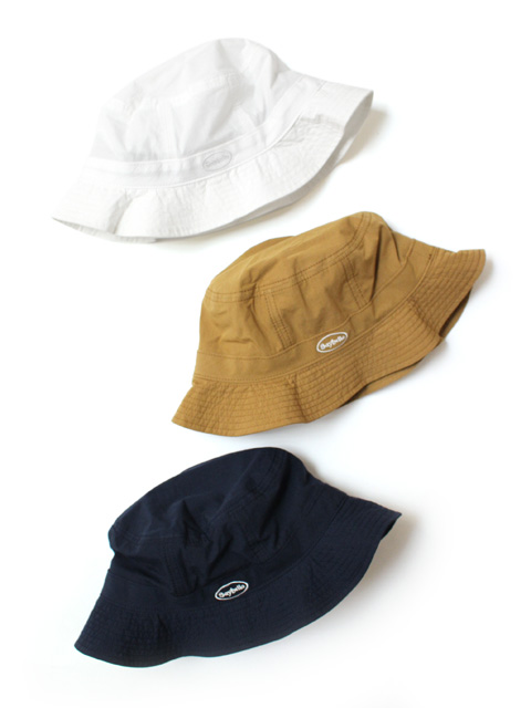 【30%OFF】SAYHELLO Cash Logo Resort-Hat