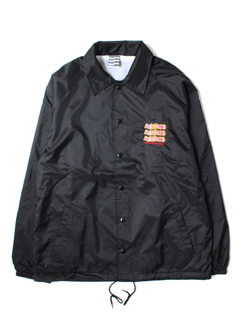 SAYHELLO Jams Coach-Jacket