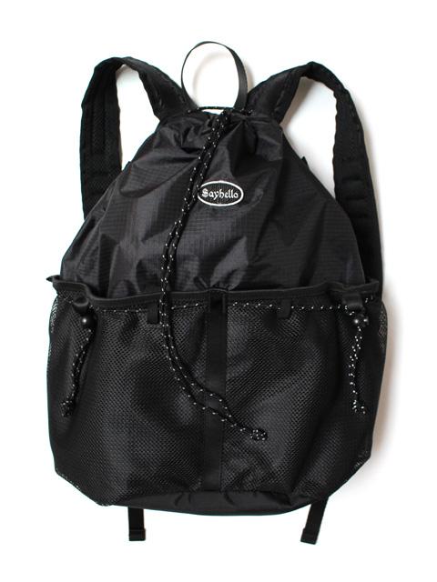 SAYHELLO Cash Logo Day-Bag