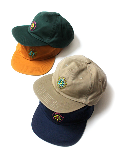 【50%OFF】SAYHELLO Soul City-Cap