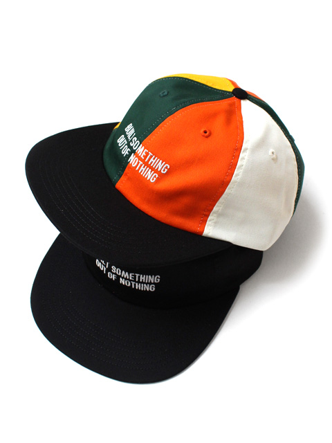 【30%OFF】NOTHIN'SPECIAL OUT OF NOTHING 6-PANEL CAP