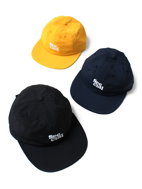 【20%OFF】NOTHIN'SPECIAL SPECIAL NYLON 6-PANEL CAP