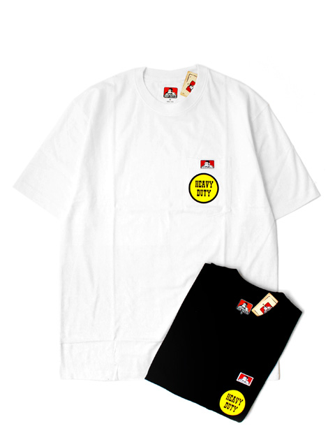 【20%OFF】BEN DAVIS HEAVY DUTY POCKET TEE