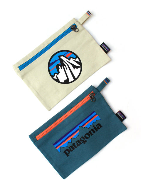 【20%OFF】Patagonia Zippered Pouch