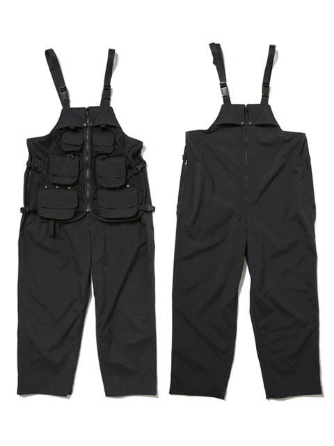 Hombre Nino × CORONA I.A.S(IN ALL SITUATION)OVERPANTS SET
