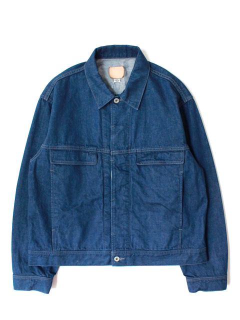 【30%OFF】tone DENIM TRACKER JACKET