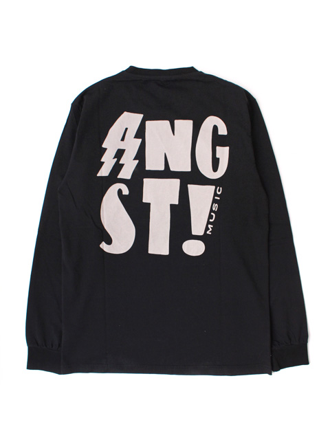 by Parra longsleeve t-shirt angst music