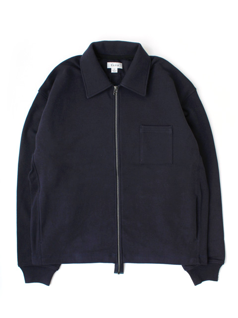 tone ZIP UP POLO SWEAT