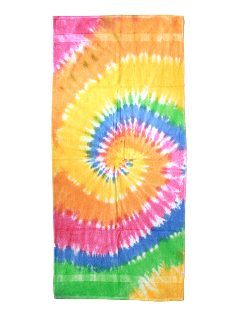 【40%OFF】COLORTONE TIE DYE TOWEL -ETERNITY-