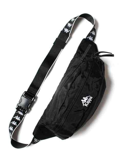 【20%OFF】Kappa Nylon Waist Bag