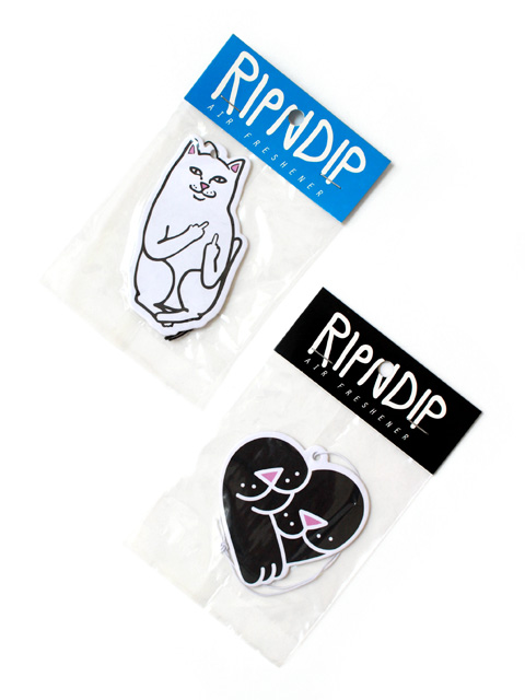 【40%OFF】RIPNDIP Love Nerms & Lord Nermal Air Fresher