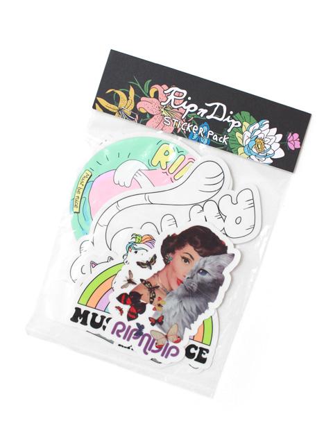 RIPNDIP Spring 19 Sticker Pack