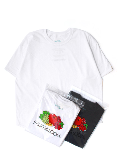 【30%OFF】Hombre Nino ×FRUIT OF THE LOOM 2PACK TEE