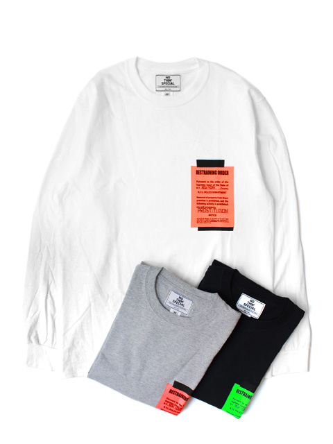NOTHIN'SPECIAL HAPPY ENDING LONG SLEEVE