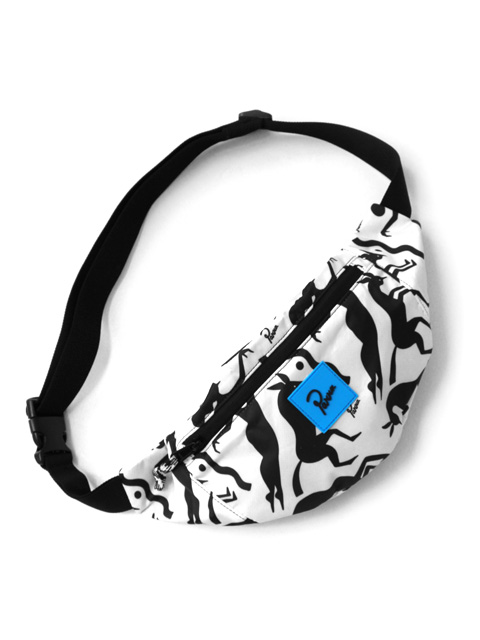 by Parra waist pack workout woman horse