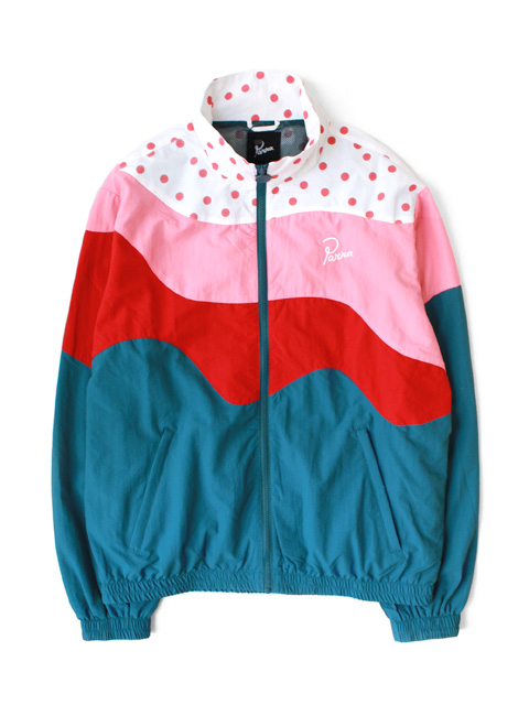 by Parra track top the hills