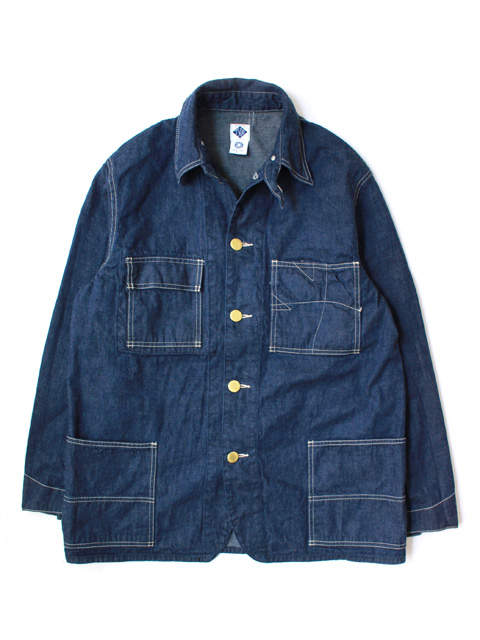 TSOP DENIM COVERALL