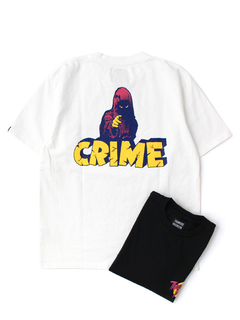 【40%OFF】THUMPERS NYC CRIME S/S TEE