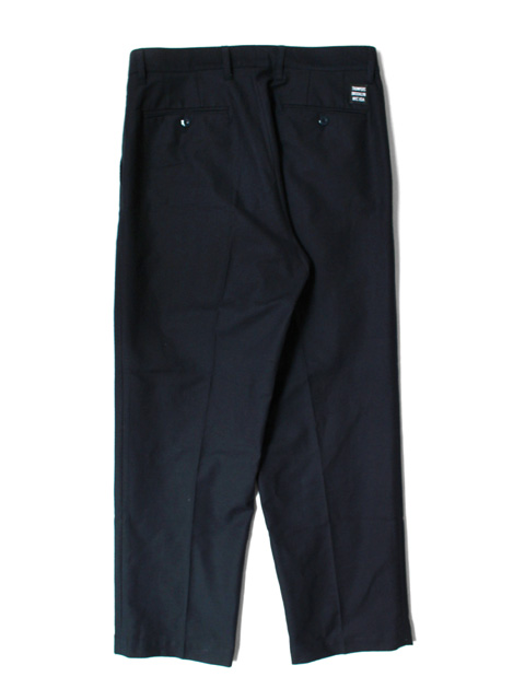 【40%OFF】THUMPERS NYC PLEATED WORK PANT