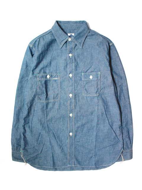 【30%OFF】TSOP CHAMBRAY SHIRT