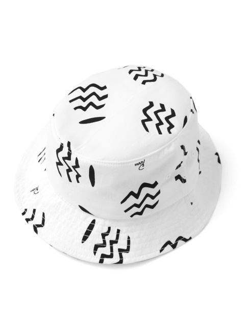 by Parra bucket hat vases